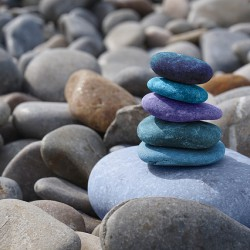 Yoga tijdens de Kunstschouw op Schouwen-Duiveland